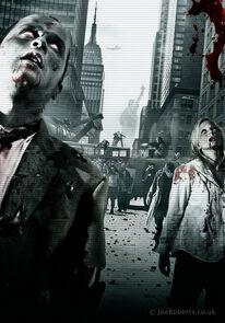 Zombie Apocalypse US by geodex