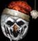 Xmas Snowman Head