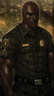 Dead Frontier-Chief Jackson