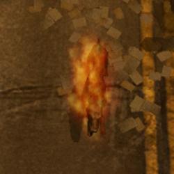 Flaming Flesh Hound