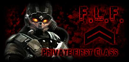 FLFPrivate First Class