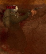 Pistol bandit