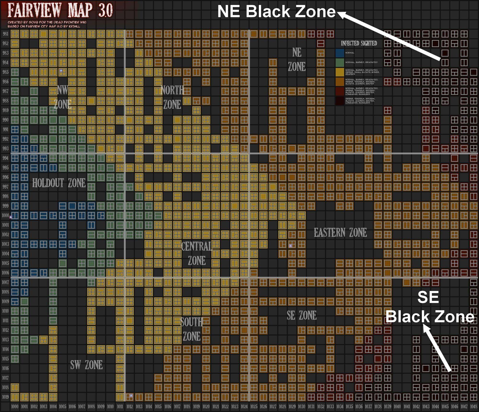 The Black Zone | Dead Frontier Wiki | FANDOM powered by Wikia on