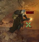 Grenade bandit