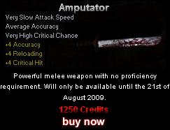 """Amputator"""