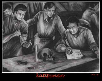 Katipunan by deelan67