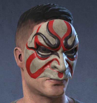 SamuraiMask