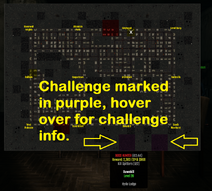 Challenges On Map