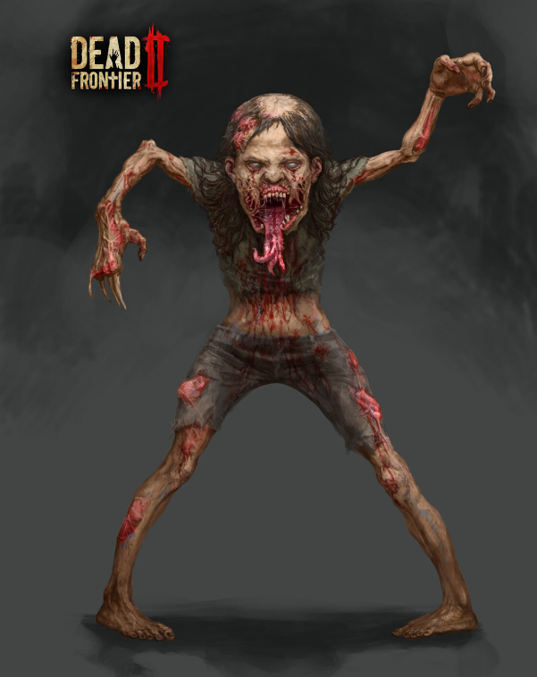 Female Child Infected