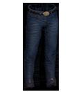 Hawk's Patched Jeans