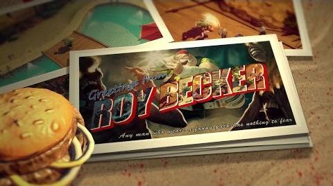Dead Island Epidemic Survivor Lowdown - Roy Becker