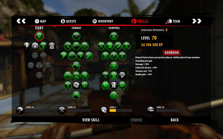 Best Weapons Build Dead Island Riptide