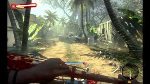 Dead Island Weapon Mod Gameplay Developer's No. 2 Craft