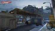 Police Station garage