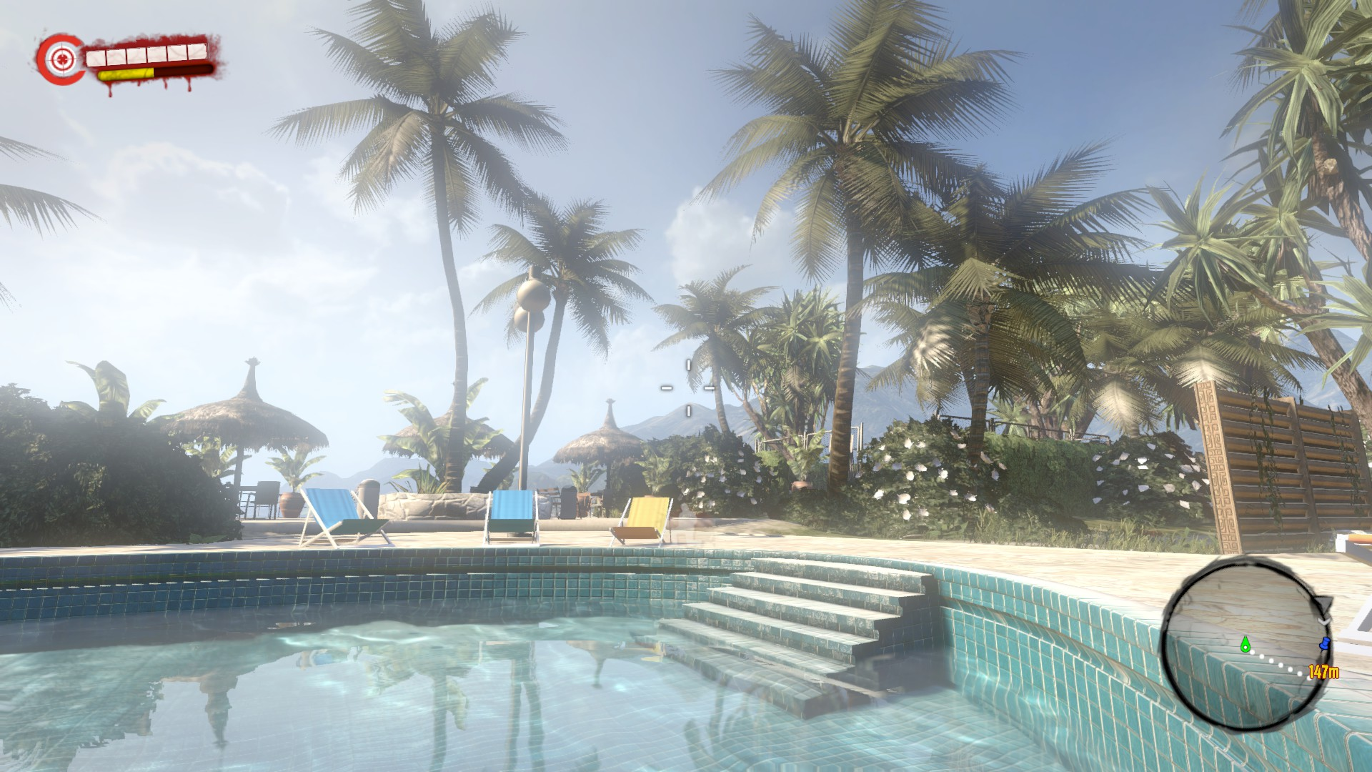 Hotel Bungalows Dead Island