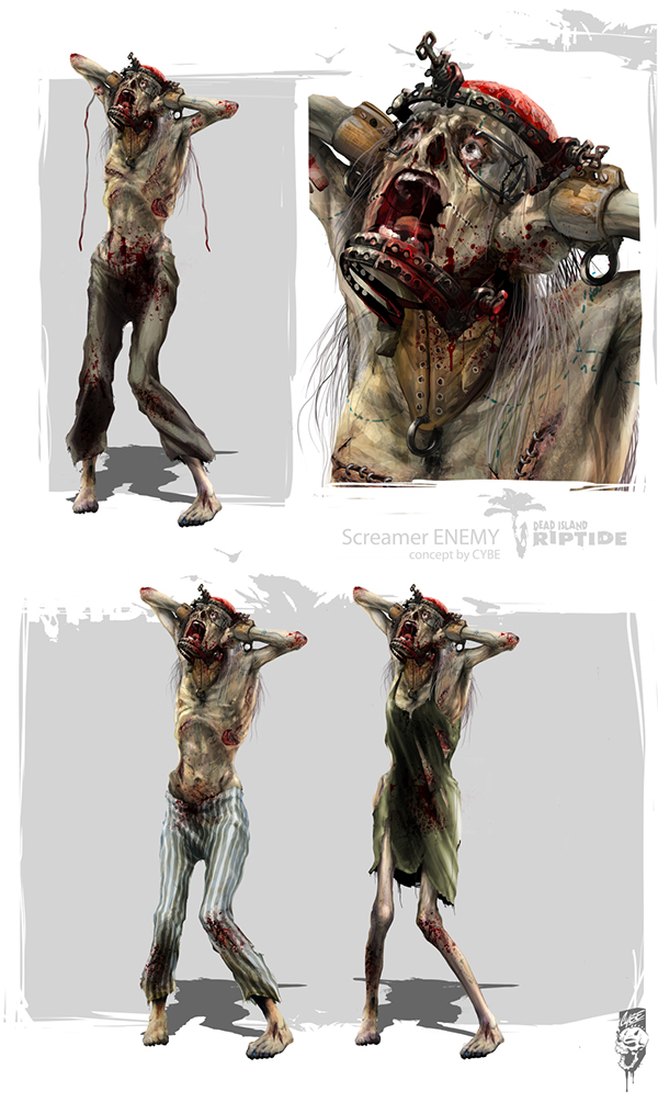 Dead Island Zombies Don