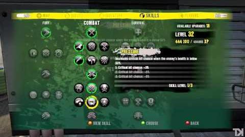 Dead Island - Character Build Guide - Xian Mei