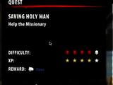 Saving Holy Man