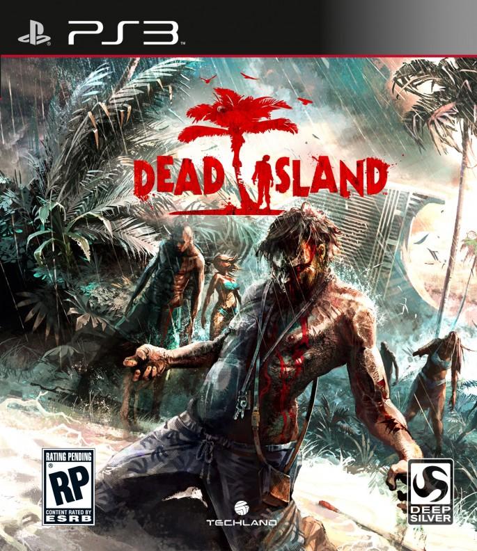 Kết quả hình ảnh cho Dead Island cover ps3