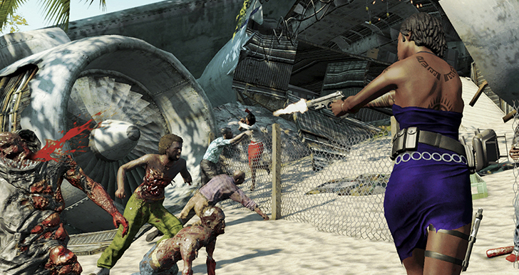 Left  Dead Infected Vs Dead Island
