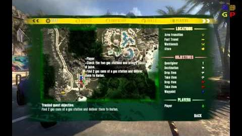 Dead Island - Id Card 24 Location