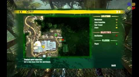 Dead Island - Id Card 75 Location