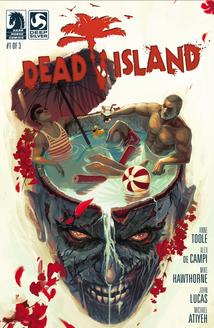 Dead Island DarkHorse comic