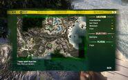 Green Skull Location