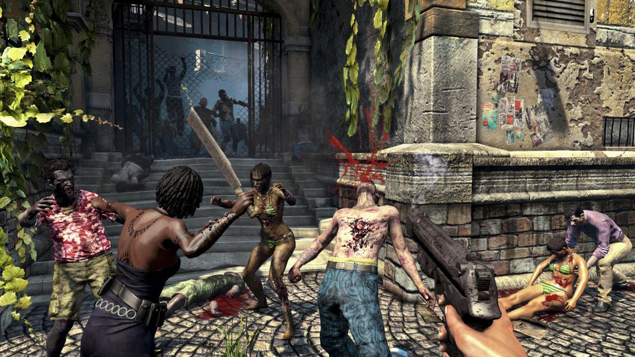 Game fix / crack: dead island: riptide v1. 0 all no-dvd [reloaded.