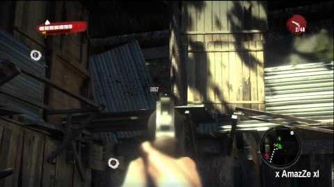 Dead Island I Assasult Rifle , Magnum and Grenade gameplay