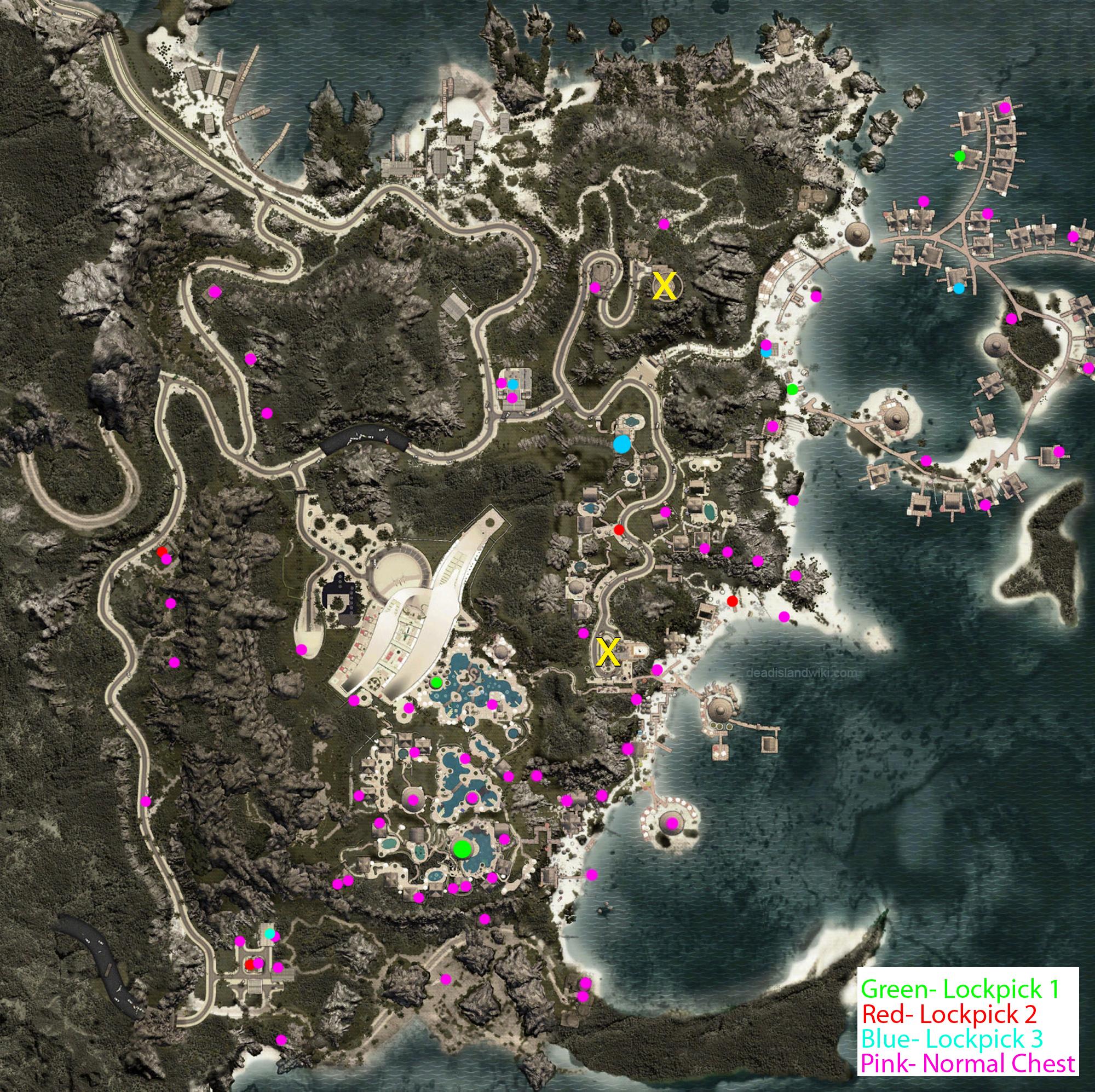 Escape Dead Island Achievement Guide
