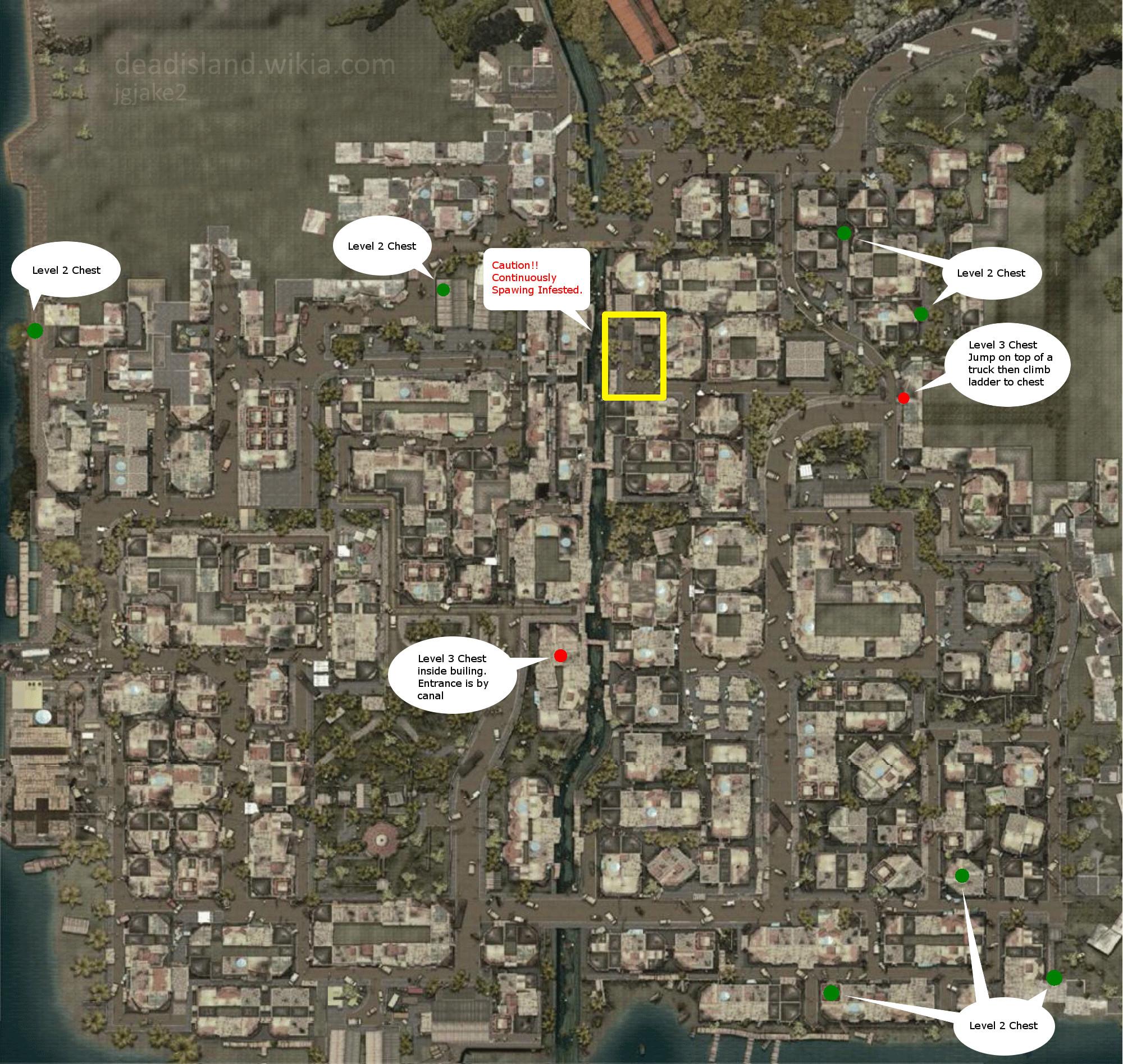 Dead Island Riptide Karte | filmgroephetaccent on