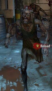 Dir-screamer deadzone