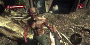 Dead island butcher zombie