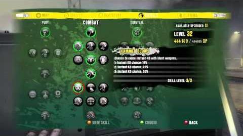 Dead Island - Character Build Guides - Sam B