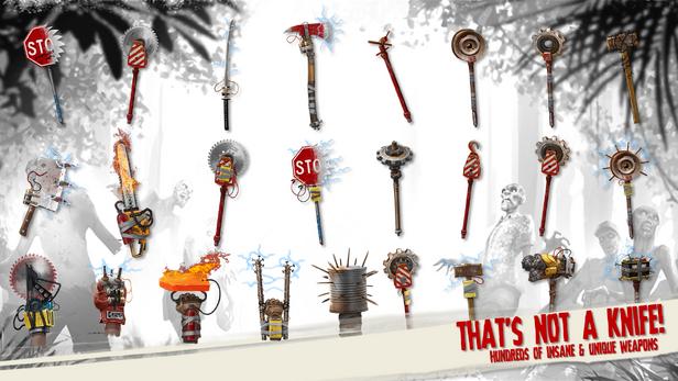 DIE-weapons