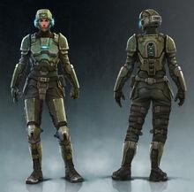 Marine female armor-concept-small