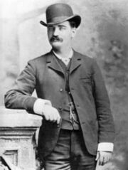 Bat Masterson 1879