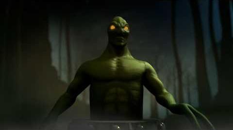 MonsterQuest -- Lizard Monster