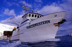 Northwestern boat