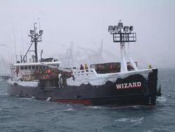 Wizard boat