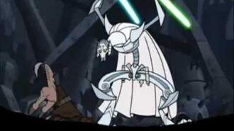 General Grievous vs Jedi (Full scene)-0
