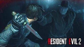 Resident Evil 2 Remake - All Mr