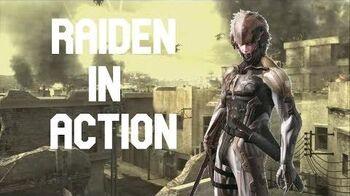 Raiden (MGS4) in Action - Deadliest Fiction