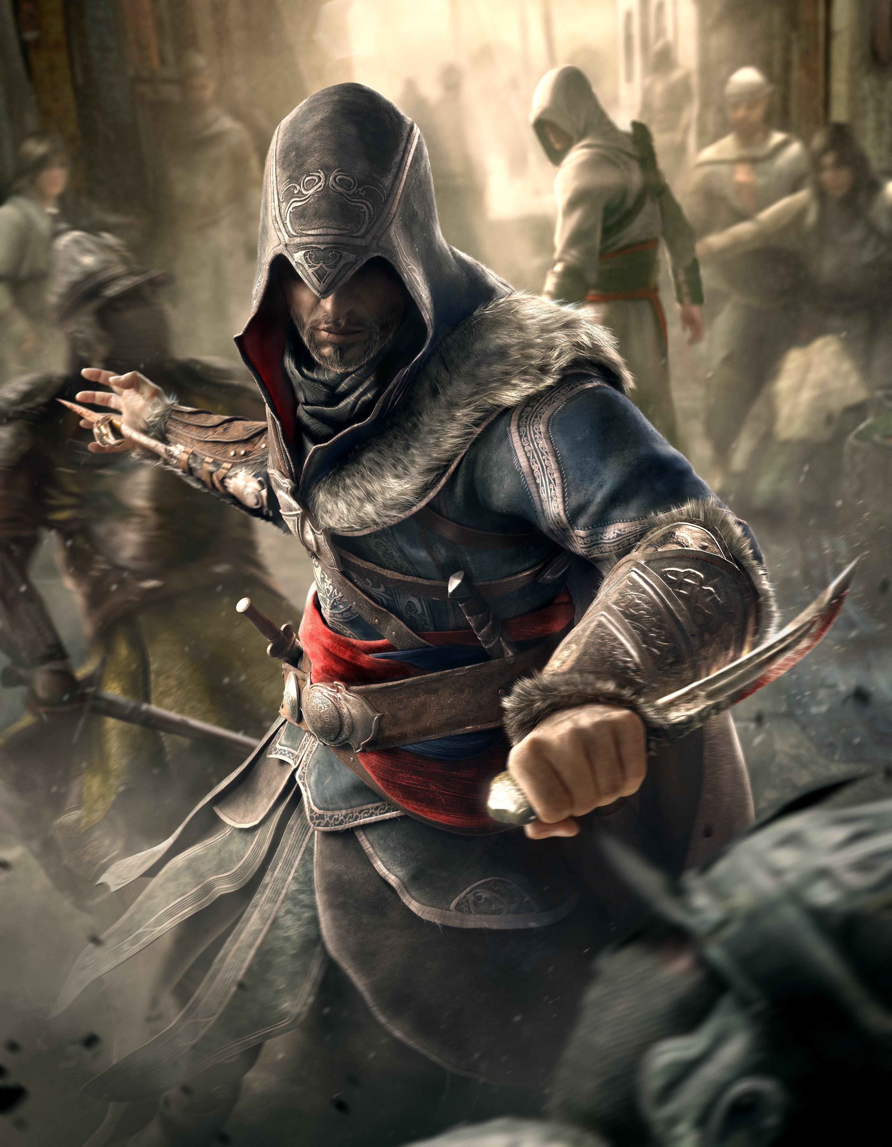Ezio Auditore Da Firenze Deadliest Fiction Wiki Fandom