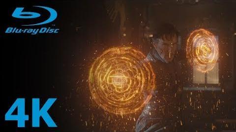 Doctor Strange - Doctor Strange vs Kaecilius & His Disciples