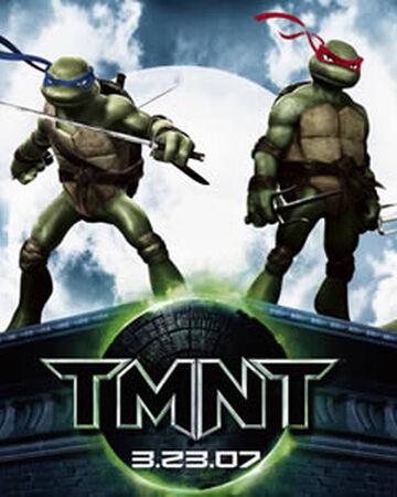 Teenage Mutant Ninja Turtles 2007 Film Deadliest Fiction Wiki