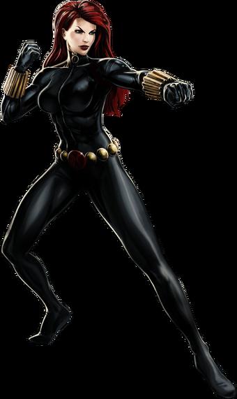 User Blog Laquearius Black Widow Earth 616 Vs Quiet Metal