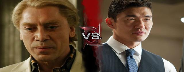 User blog:WraithOfWaffle/Battle Ten: Raoul Silva (Skyfall) vs  Kang