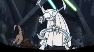 General Grievous vs Jedi (Full scene)-1